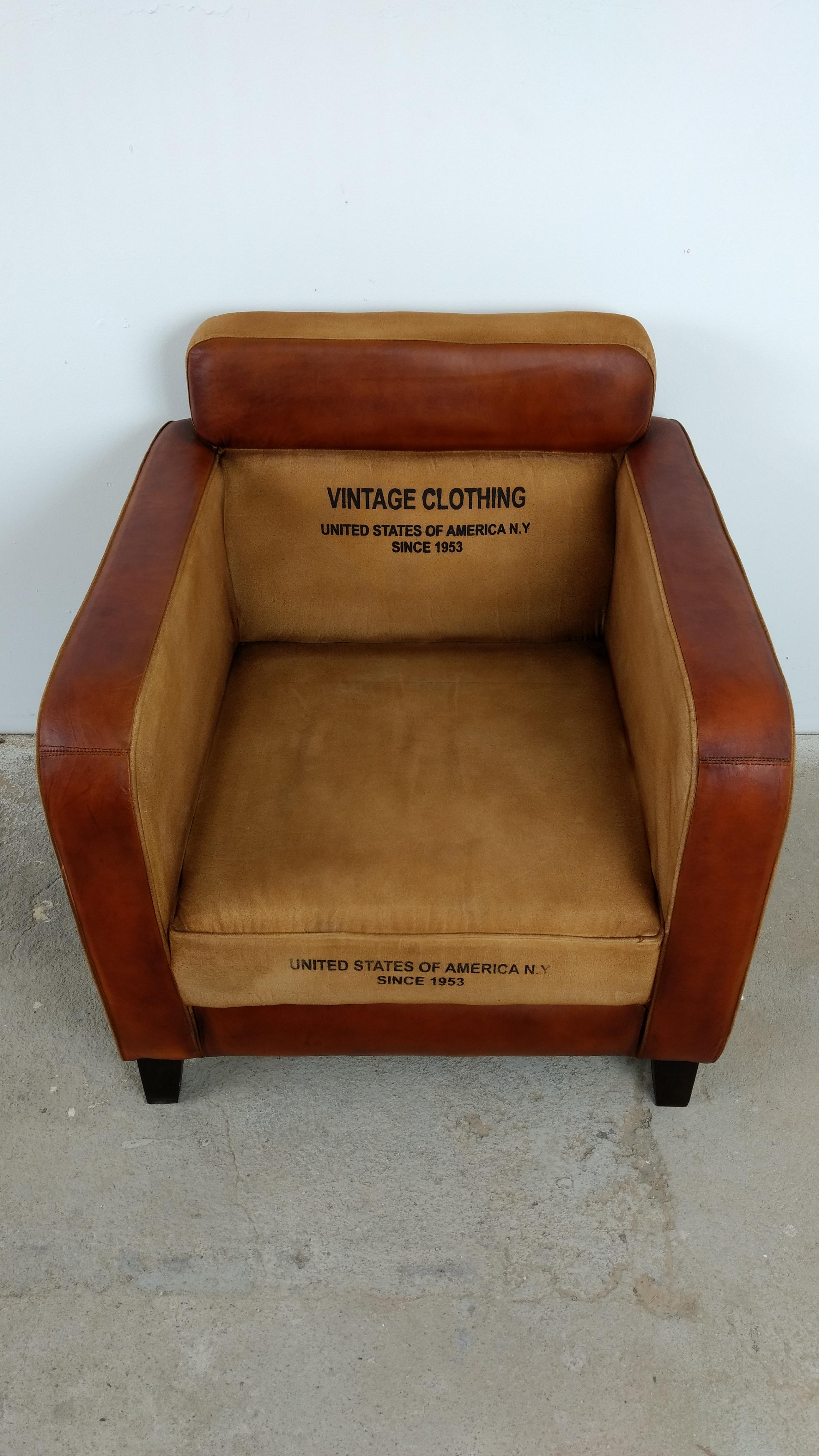 vorschau clubsessel lounge sessel relaxsessel designer armcair vintage loft retro mobel