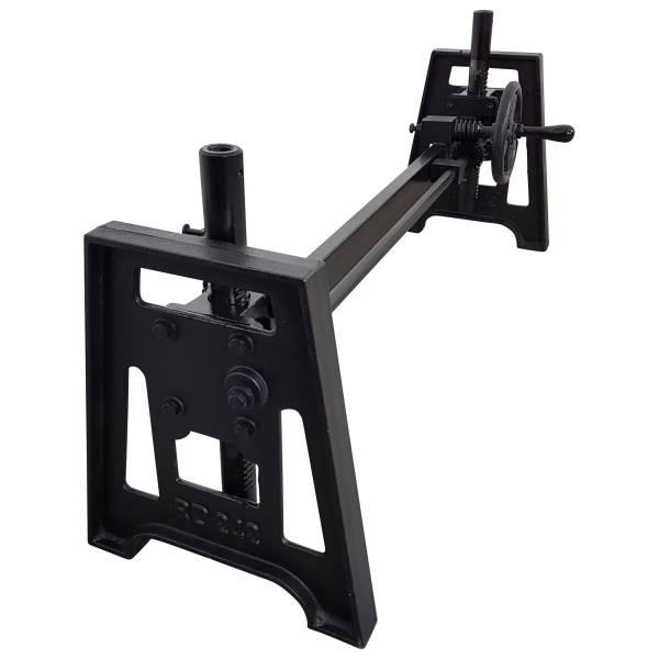 Couchtisch Gestell Höhenverstellbar Massiv Loft Fabrik Industrie Crank Table