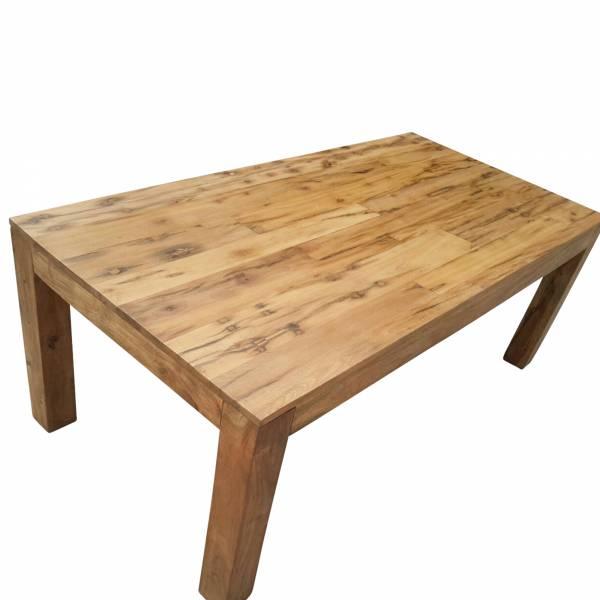 Esstisch Küchentisch Esszimmer-Tisch Massiv-Holz Altholz Vintage Design