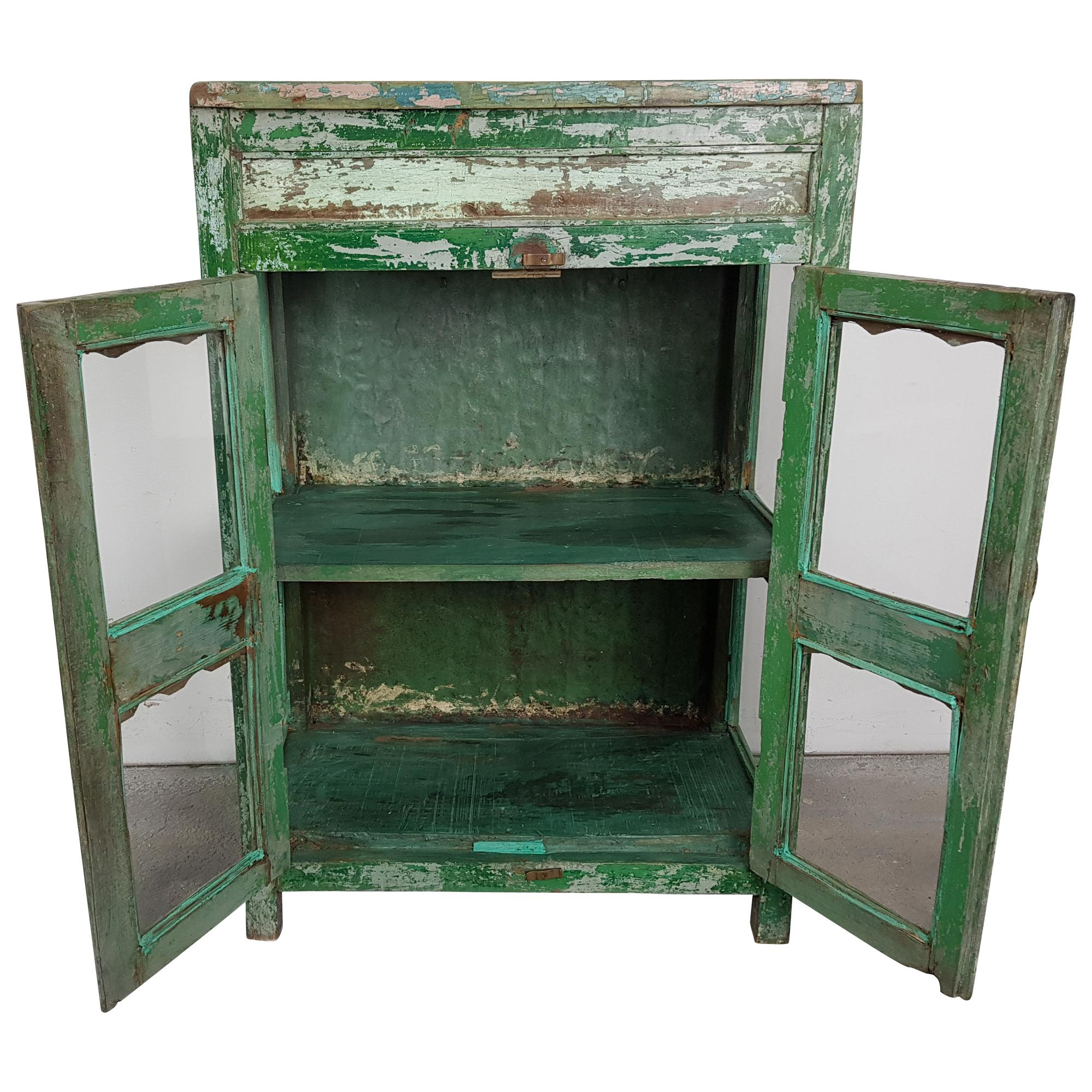 Kommode Grün Vintage 2021