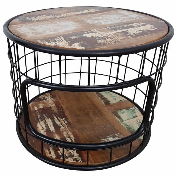 Couchtisch Wohnzimmer Tisch Sofatisch Loungetisch Massiv Holz