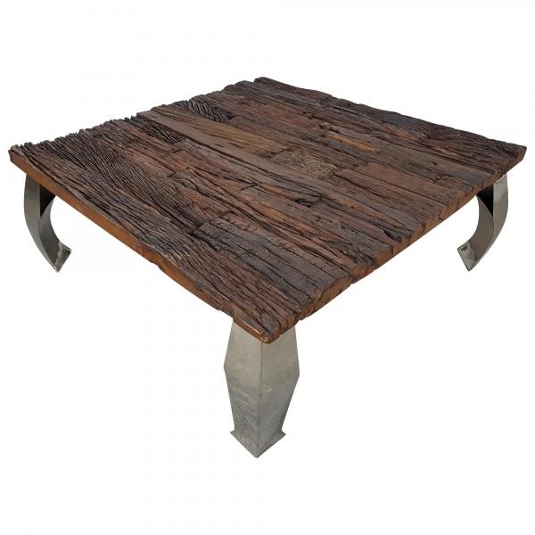 Couchtisch Wohnzimmertisch Sofa-Tisch Loungetisch Schwemmholz Treibholz Altholz