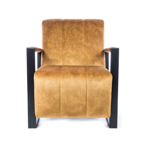 Clubsessel Loungesessel Polstersessel Armsessel Samt Velour Design Comfy