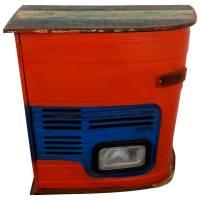 Kommode Sideboard Schrank Anrichte Tata Front Industrial Design Loft Holz