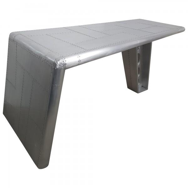 Schreibtisch b rotisch alu aviator b ro ofiice tisch for Schreibtisch 40er