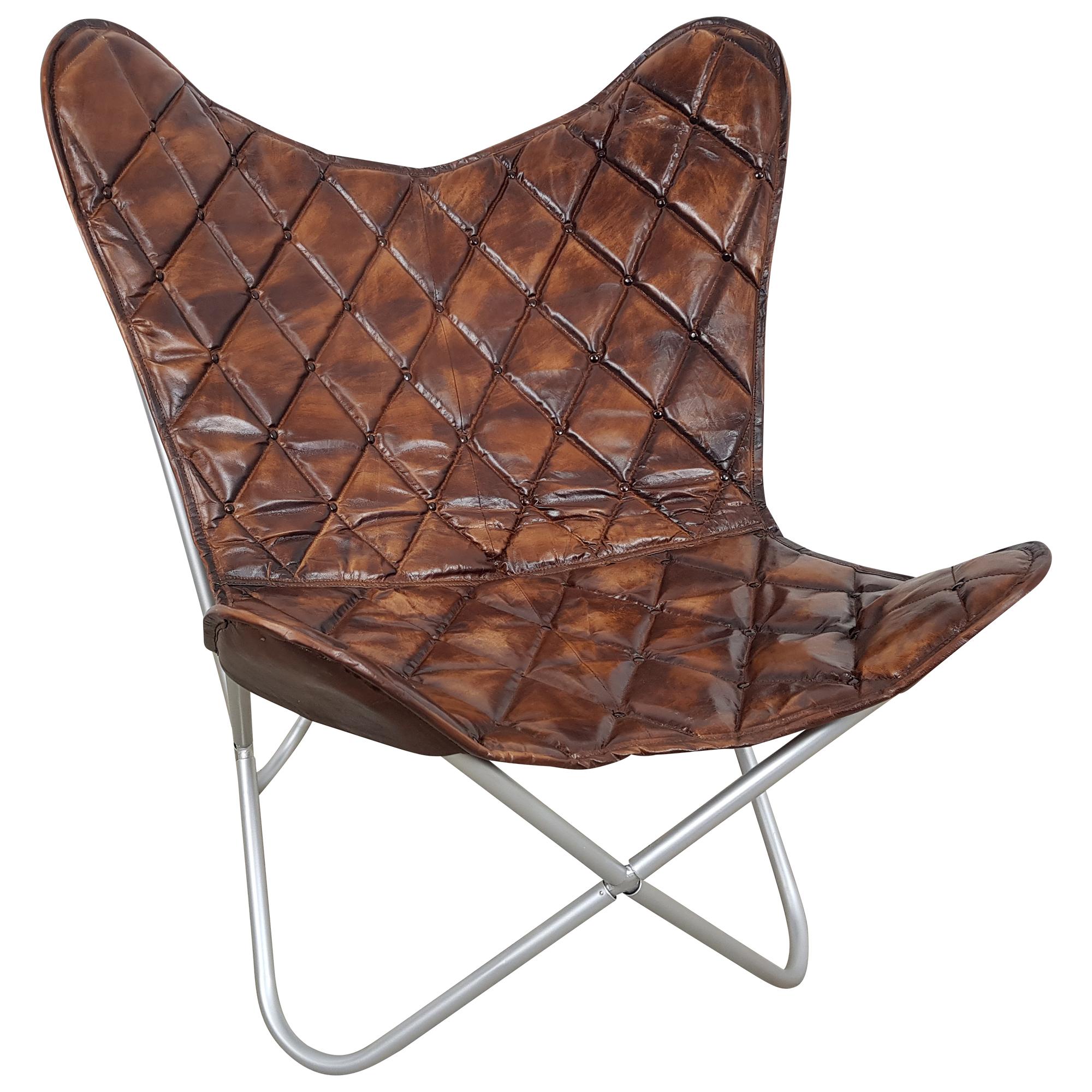 Butterfly Chair Sessel Design Lounge Stuhl Vintage Echt